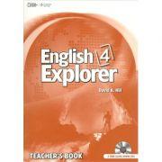 English Explorer 4 Teacher's Book with Class Audio - David A. Hill
