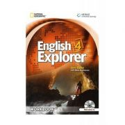 English Explorer 4 Workbook ( with Audio CD) - Jane Bailey