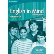 English in Mind Level 4 Workbook - Herbert Puchta