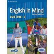 English in Mind Level 5 - (contine 5 DVD) - Herbert Puchta