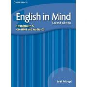 English in Mind Level 5 Testmaker - (contine CD - rom si CD audio)