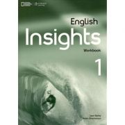 English Insights 1 (Workbook with Audio CD and DVD) - Jane Bailey, Helen Stephenson