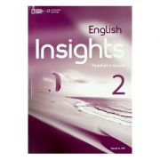 English Insights 2: Teacher's Guide with Class Audio CDs - David A. Hill