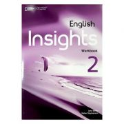 English Insights 2 Workbook with Audio CD and DVD - Jane Bailey