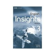English Insights 3 Workbook with Audio CD and DVD - Paul Dummett