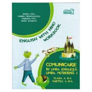 English with Nino. Comunicare in limba engleza. Workbook. Clasa a II-a. Partea a II-a