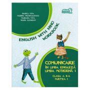 English with Nino. Comunicare in limba engleza. Workbook. Clasa a II-a. Partea I