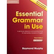 Essential Grammar in Use with Answers: A Self-Study Reference and Practice Book for Elementary Students of English - Raymond Murphy