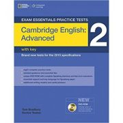 Exam Essentials Cambridge Advanced Practice Tests 2 - Tom Bradbury