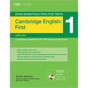 Exam Essentials Cambridge First Practice Tests 1 Student's book - Charles Osbourne