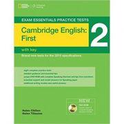 Exam Essentials Cambridge First Practice Tests 2 Student's book - Helen Chilton
