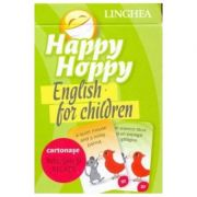 Happy Hoppy. English for Children. Cartonase. Insusiri si relatii