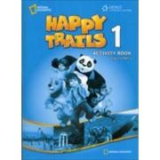 Happy Trails 1 Activity Book (Learn and Discover)