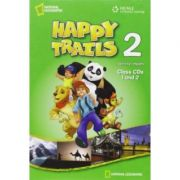 Happy Trails 2 with Audio CD