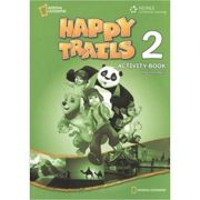 Happy Trails 2 Activity Book (Discover, Learn )