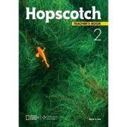 Hopscotch 2 (Teacher's Book with Class Audio CD and DVD) - David A. Hill
