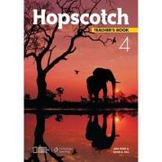Hopscotch 4: Teacher's Book with Class Audio CD and DVD