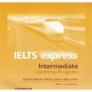 Ielts Intermediate Intermediate Listening Program - Richard Hallows