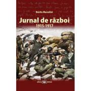 Jurnal de razboi 1915-1917 - Benito Mussolini