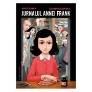 Jurnalul Annei Frank. Adaptare grafica - Ari Folman, David Polonsky