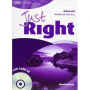 Just Right Advanced Second Edition Workbook with Key with Audio CD