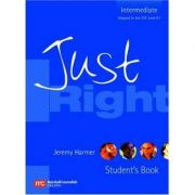 Just Right Students Book Intermediate The Just Right Course