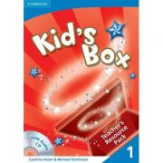 Kid's Box 1 Teacher's Resource Pack Level 1 (contine CD)