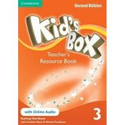Kid's Box Level 3 Teacher's Resource Book