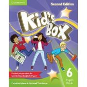 Kid's Box Level 6 Pupil's Book