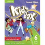Kid's Box Level 6 Pupil's Book - Caroline Nixon, Michael Tomlinson
