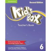 Kid's Box Level 6 Teacher's Book - Lucy Frino, Melanie Williams