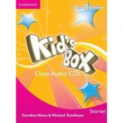 Kid's Box Starter Class - (Contine 2 CD)