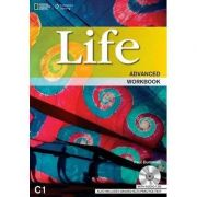 Life Advanced Workbook with Key and Audio CD