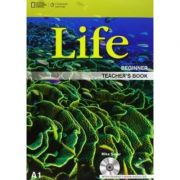Life Beginner Teacher's Book with Audio CD
