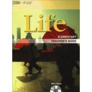 Life Elementary Teacher's Book with Audio CD