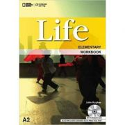 Life Elementary Workbook with Key and Audio CD