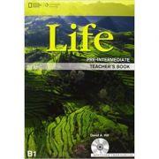 Life Pre-Intermediate Teacher's Book with Audio CD