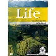 Life Pre-Intermediate Workbook with Key and Audio CD