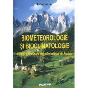 Biometeorologie si bioclimatologie. Climatul si bioclimatul statiunilor balneare din Romania - Liviu Enache