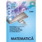 Matematica. Manual pentru clasa a V-a - Radu Gologan, Camelia Elena Neta, Corina Mianda Miinescu, Ciprian C-tin Neta, Ion Catalin Miinescu