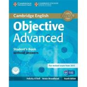 Objective Advanced Student's Book without Answers - (contine CD)