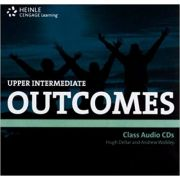 Outcomes Upper Intermediate Class Audio CDs