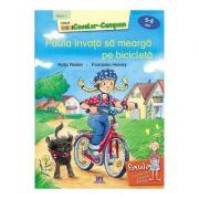 Paula invata sa mearga pe bicicleta. 5-6 ani Nivel 1 - Katja Reider