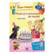 Paula si o aniversare de neuitat. 7-8 ani Nivel 3 - Katja Reider