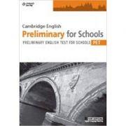 Practice Tests for Cambridge PET for Schools