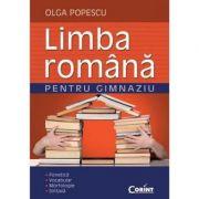 Limba romana pentru gimnaziu