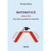 Matematica clasa a XI-a. Exercitii si probleme rezolvate