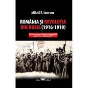 Romania si revolutia din Rusia (1916-1919). Note pentru o sinteza istoriografica - Mihail E. Ionescu