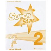 Super Star 2 Test Book - Francesca Stafford
