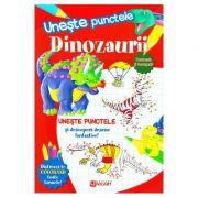 Uneste punctele. Dinozaurii